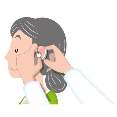 補聴器の選択・調整