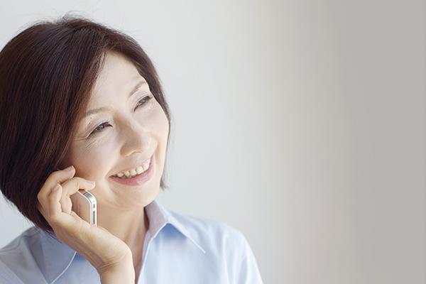 補聴器のリモート調整